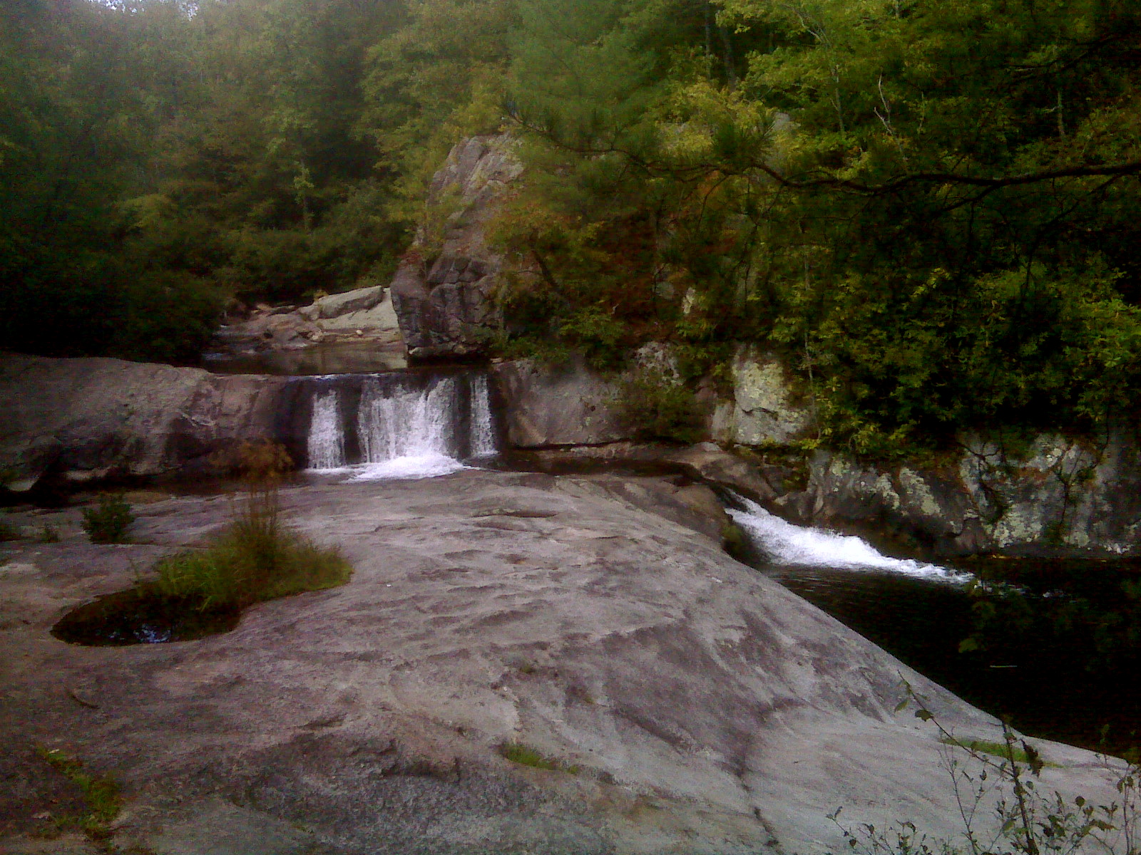 Hunt fish falls casey marcum 39 s homepage to hiking north for Nc hunt and fish